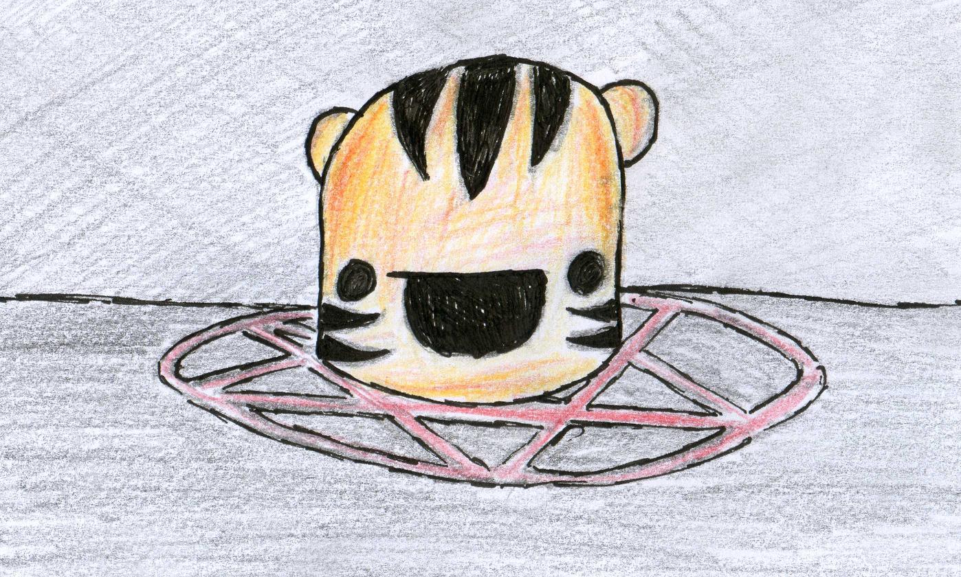 Sock the Satanistic Hamster