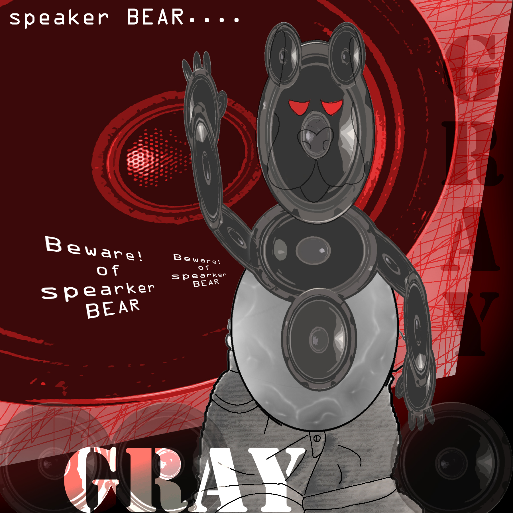 spearker Bear