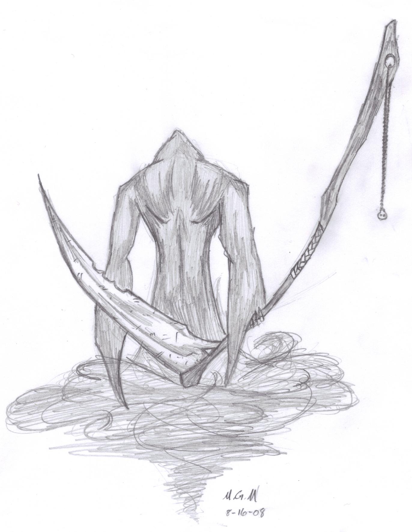 A Very Grim Reaper