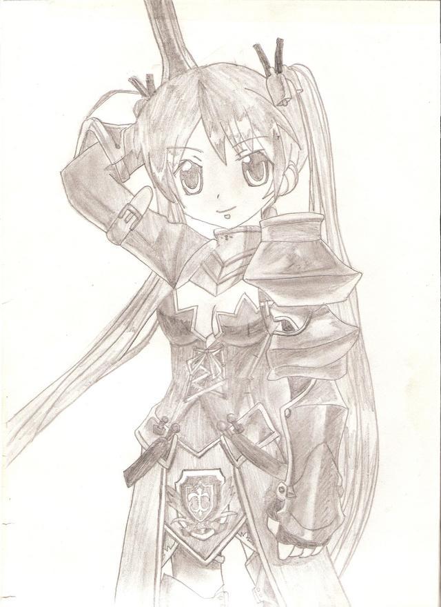 Knight Of Love ^_^