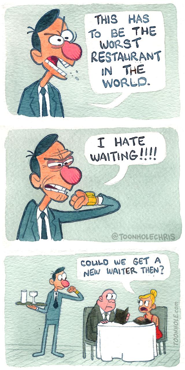 Worst Restaurant