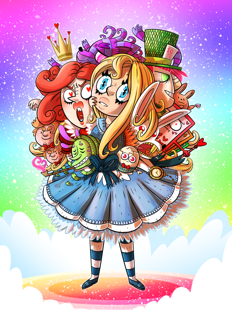 Wonderland in Alice