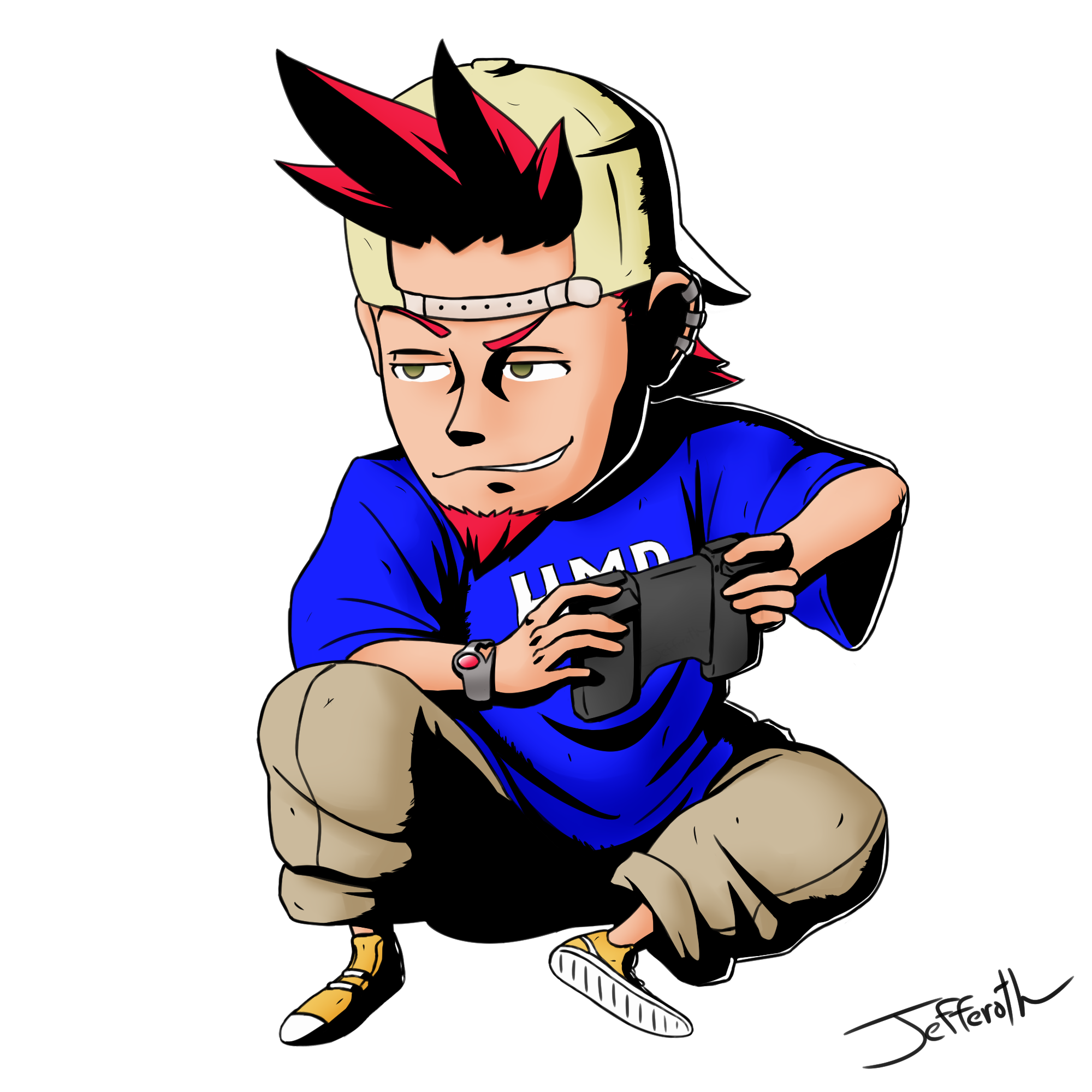 [Drawthread] Viewtiful Joe