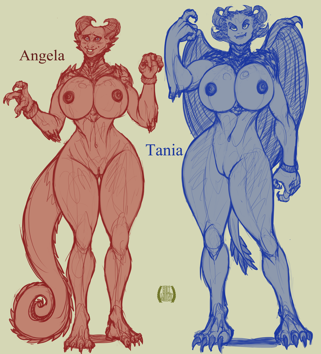Dragon tiddies