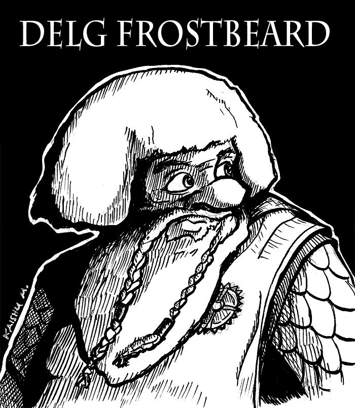 Delg Frostbeard