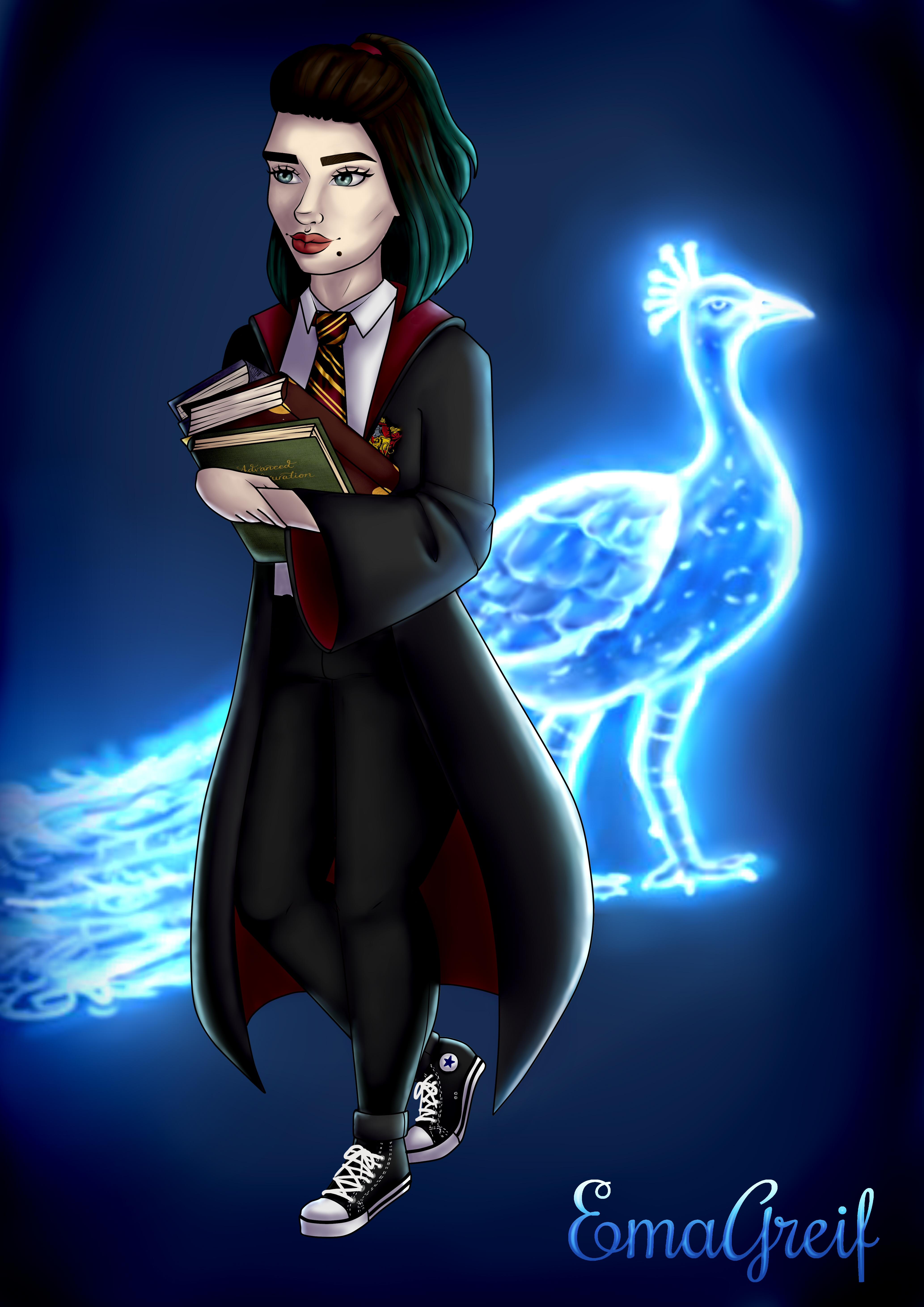 I as Hogwarts student