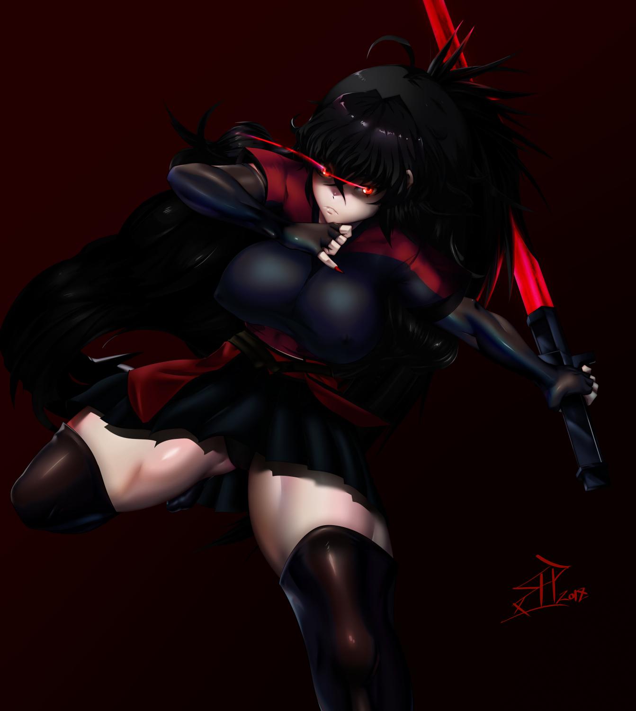 Raven Branwen RWBY