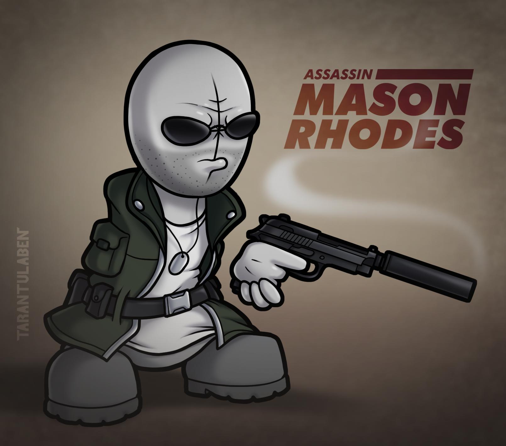 Mason Rhodes