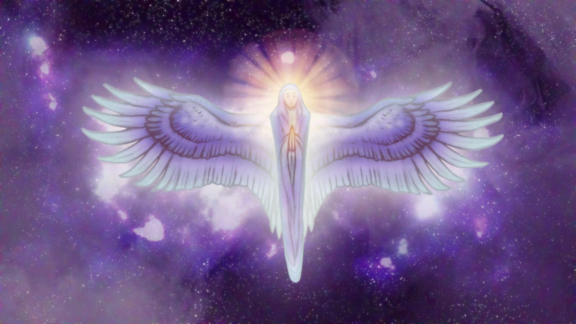 Angelic Being of Light Still frame