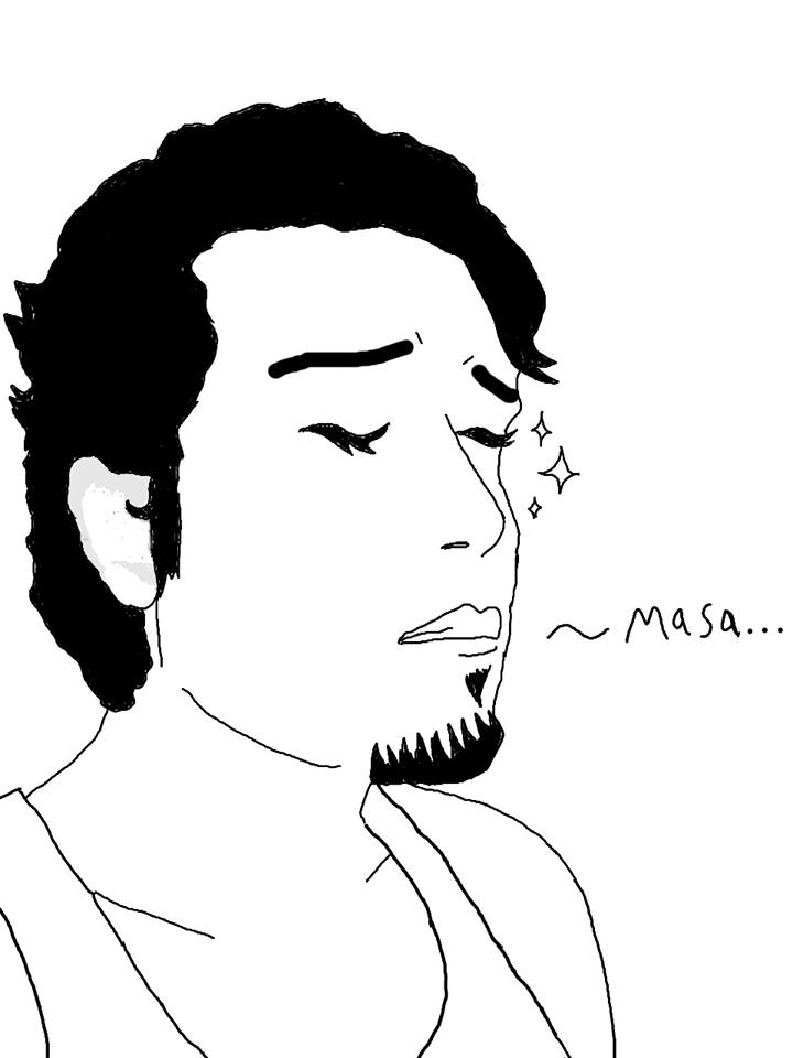 Daydreaming about Masa~