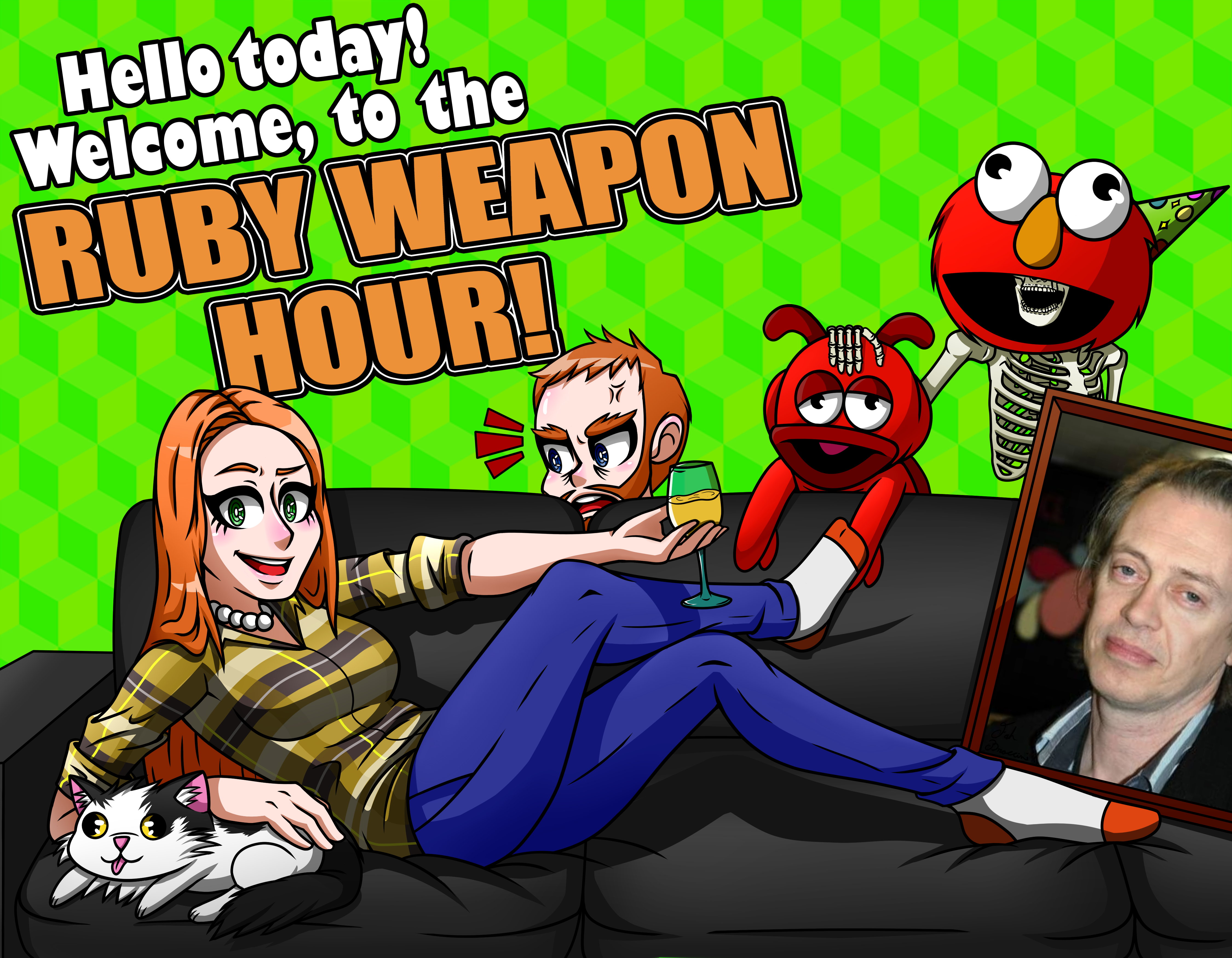 Ruby Weapon Hour