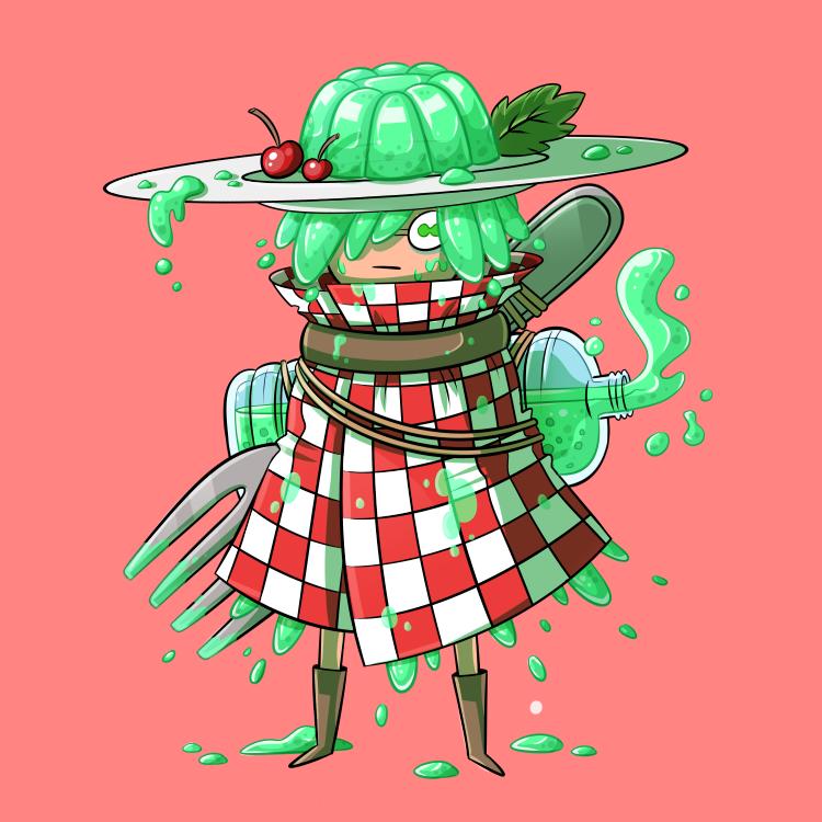 Witch Academy - (11/15) - Slime Witch