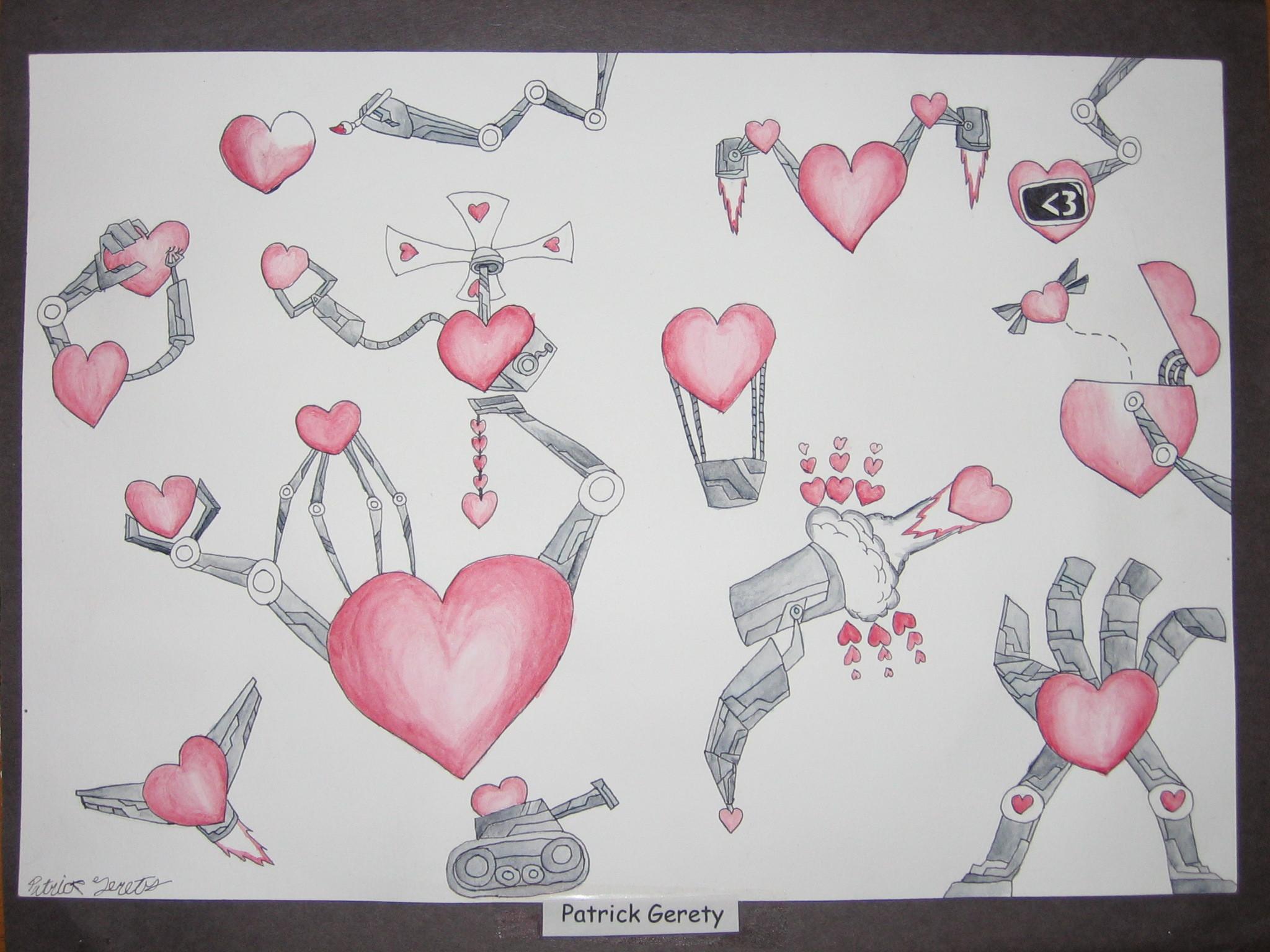 50 Hearts