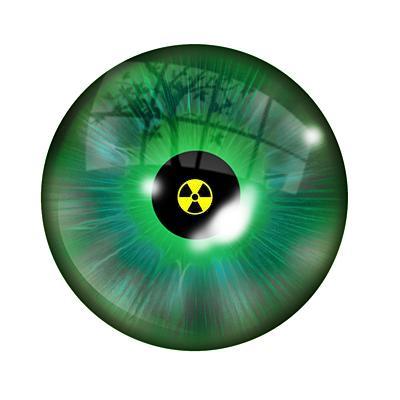 Chemical Attack eye