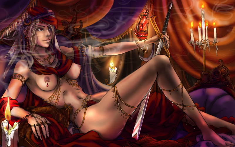 Chess Red Queen