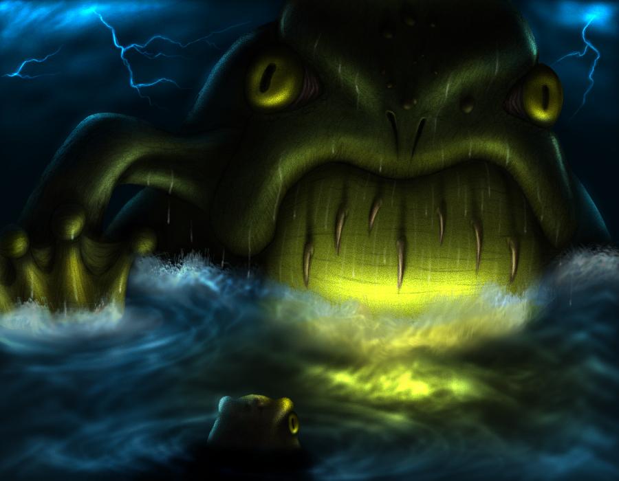 Frog Portal