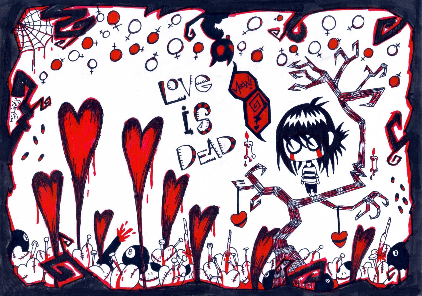 Tara's Dead World Doodlez