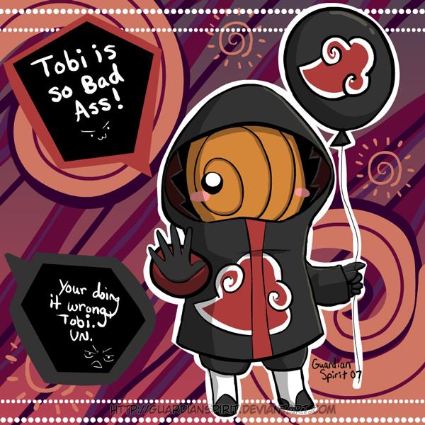 tobi is a devil boy