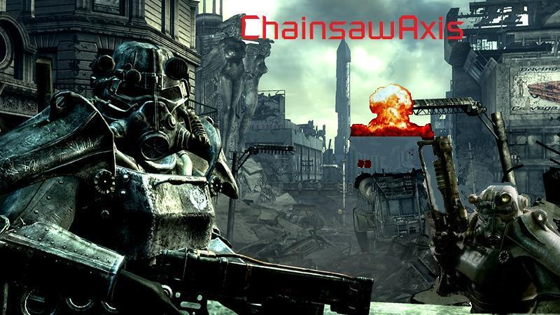 ChainsawAxis Banner, the Real!
