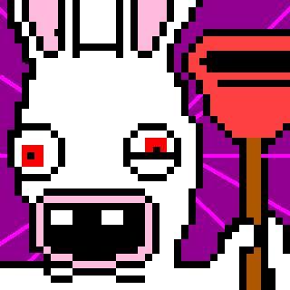 rayman the rabbit raver