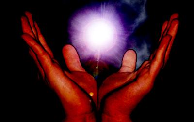 Magical Ball of Light