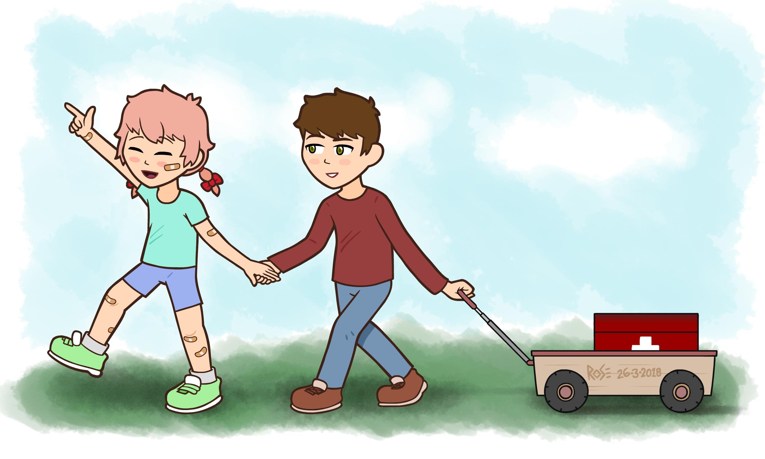 "[DDLC] ""We're going on an adventure!"""