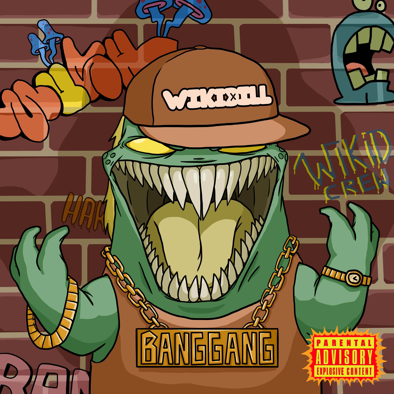 Bang Gang EP Cover