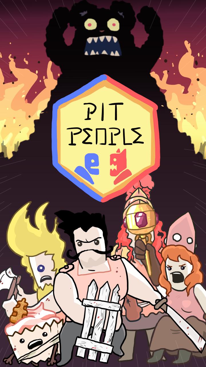 Pit People (Art Contest)