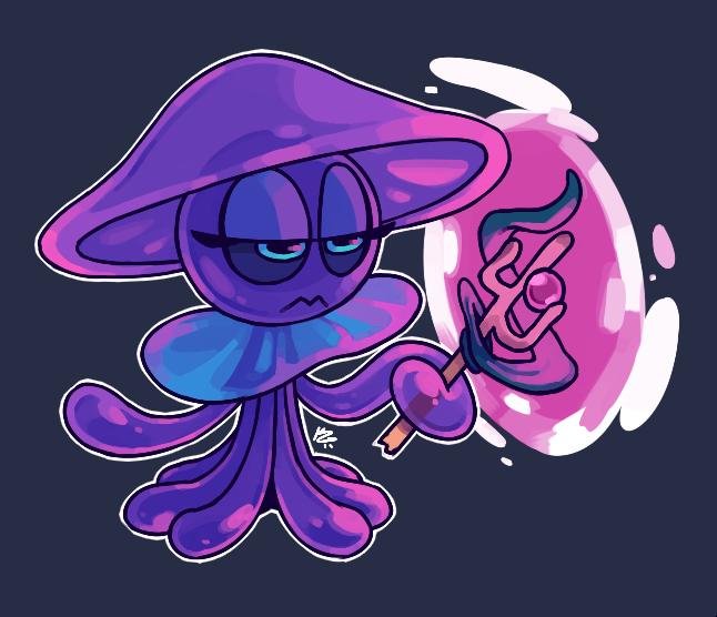 Jelly Witch