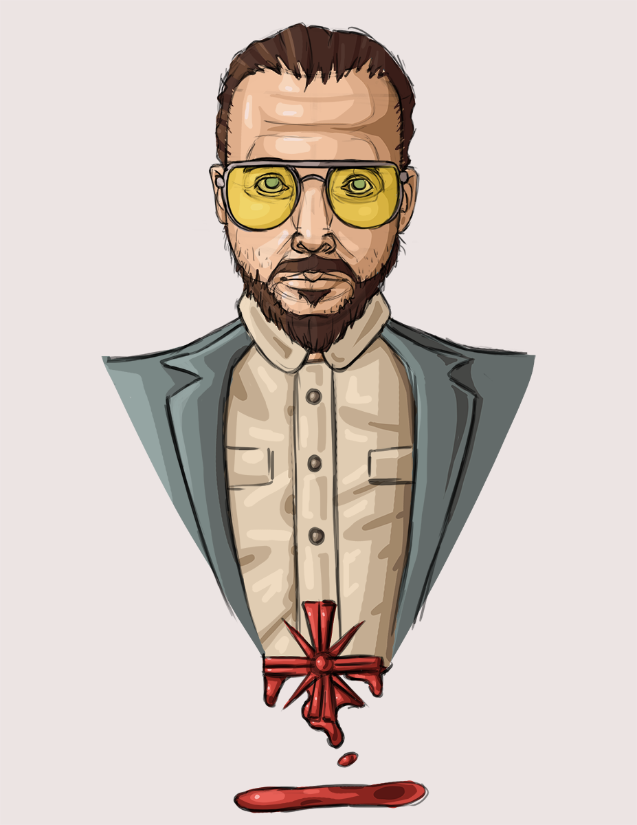Joseph Seed Far Cry 5 By Concept Hen On Newgrounds