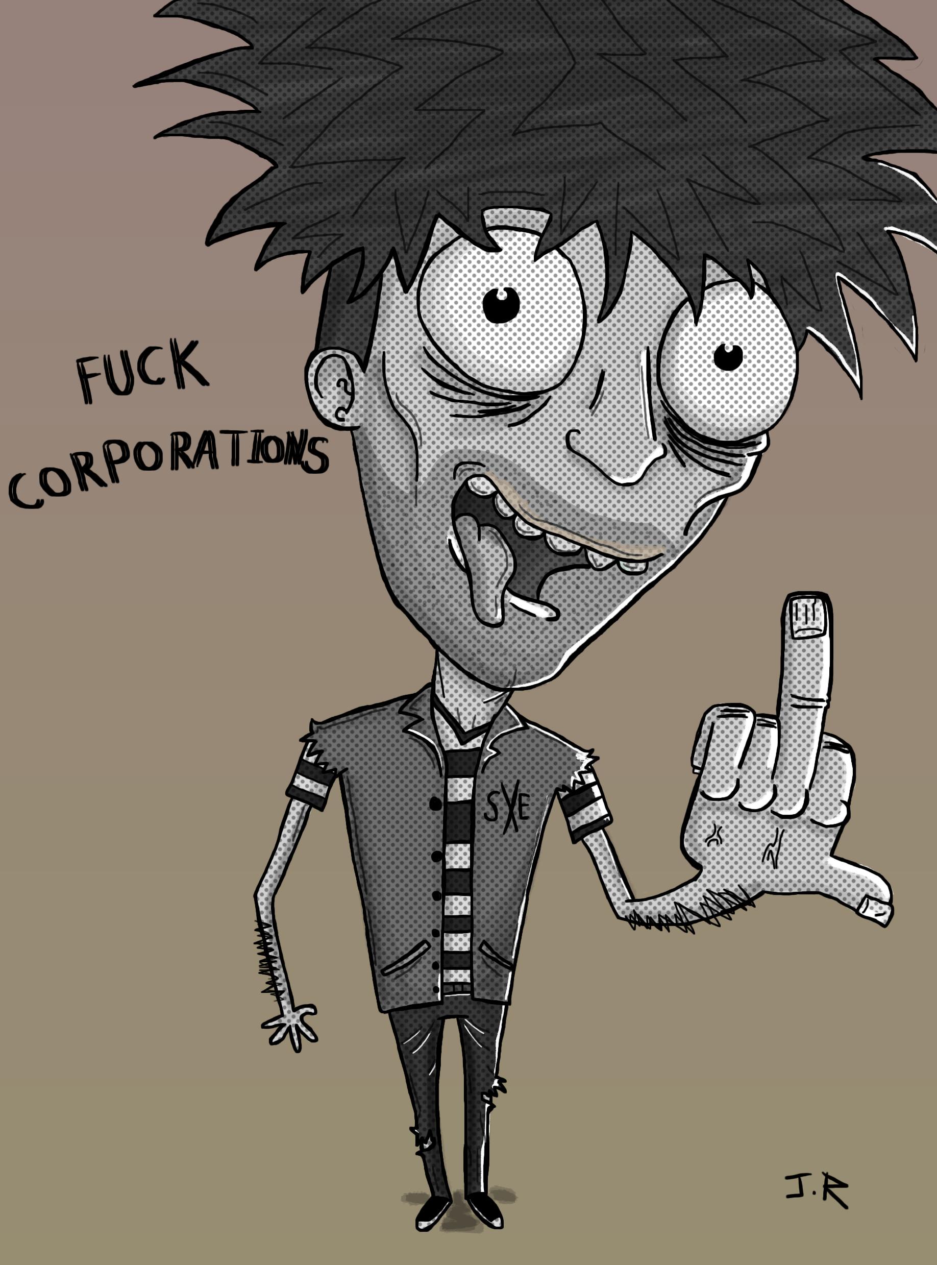 F*** CORPORATIONS