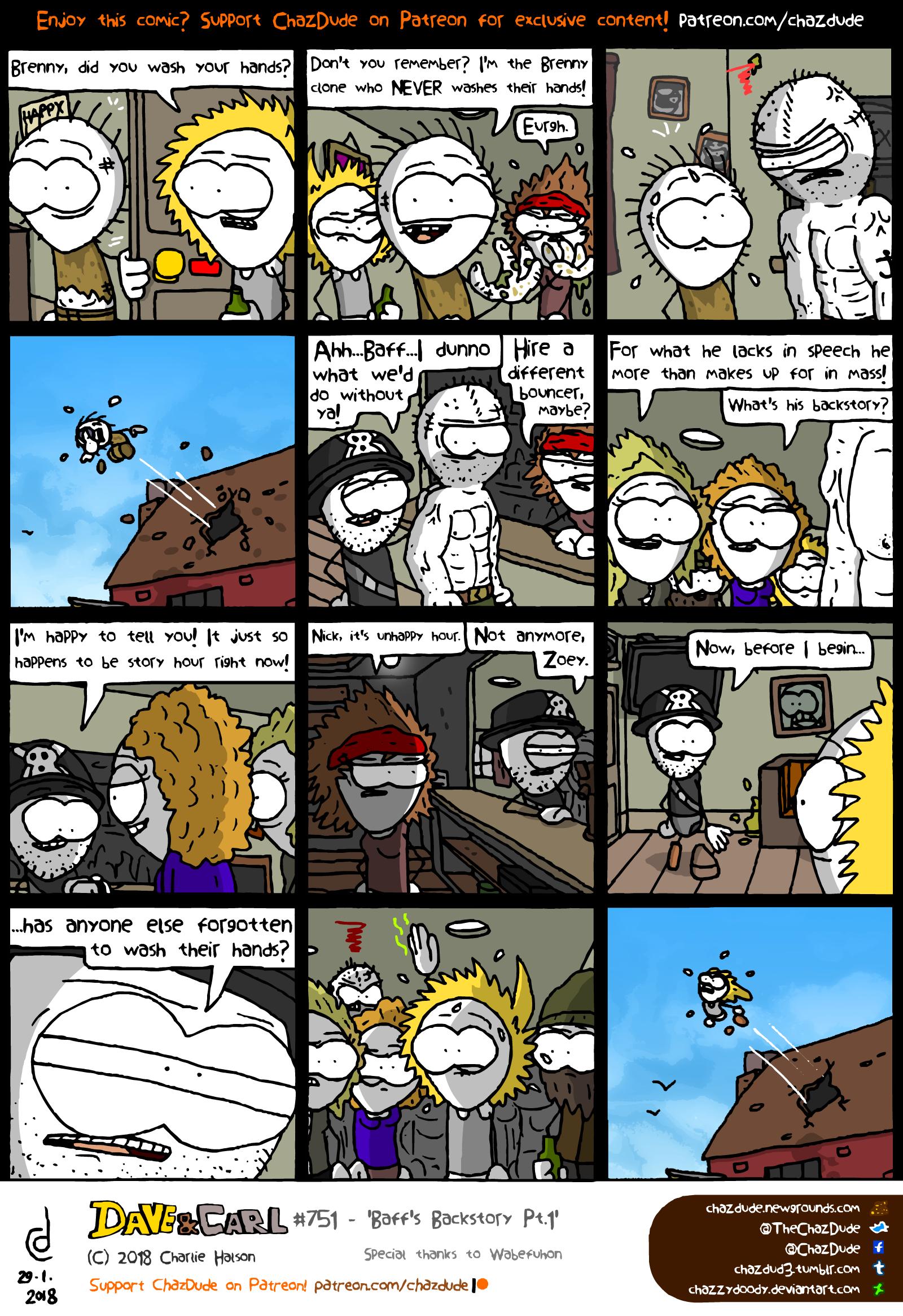 Baff's Backstory Pt.1