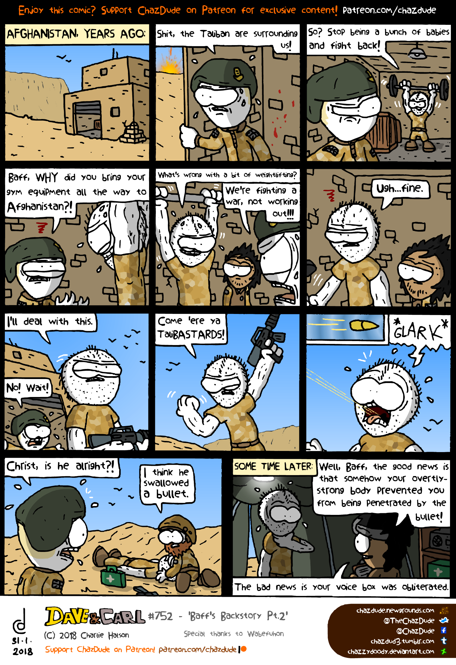 Baff's Backstory Pt.2
