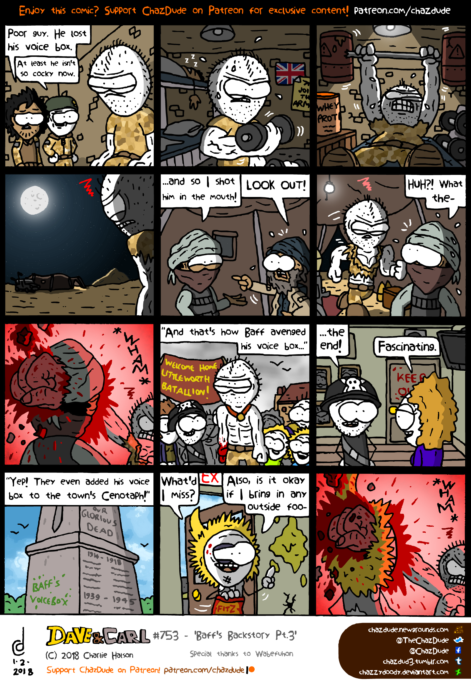 Baff's Backstory Pt.3