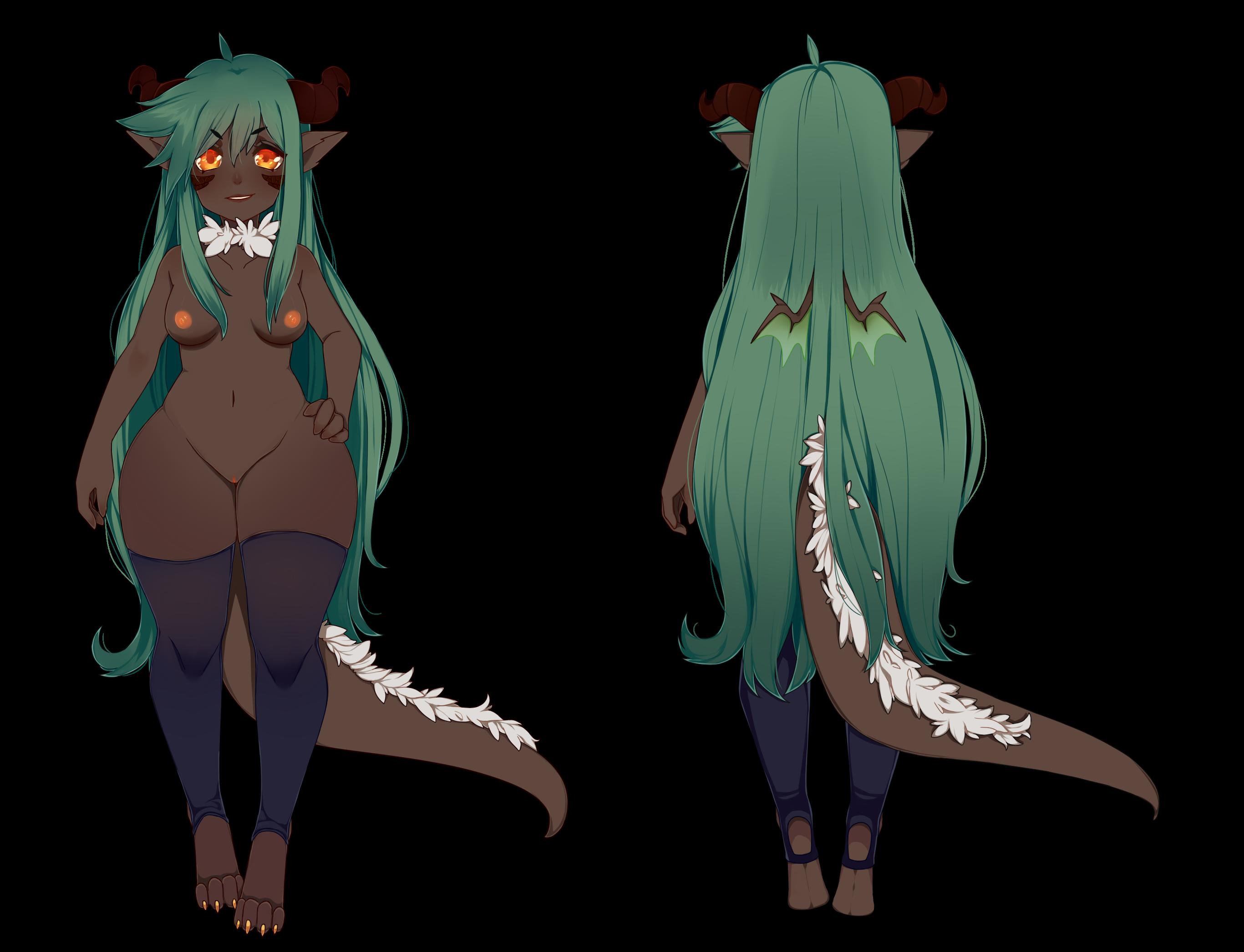 [C] Dragon Lady