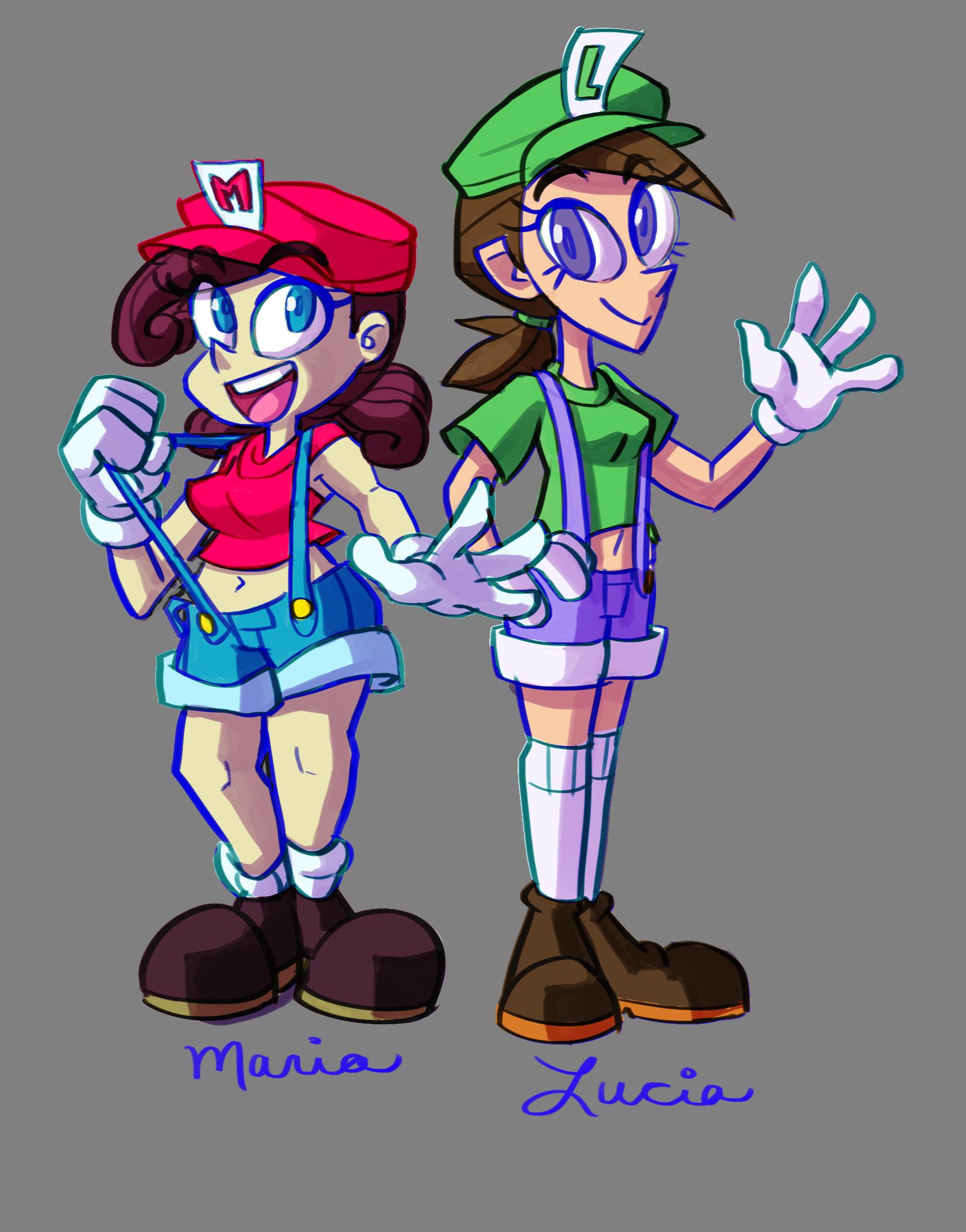 The Super Maria Sisters
