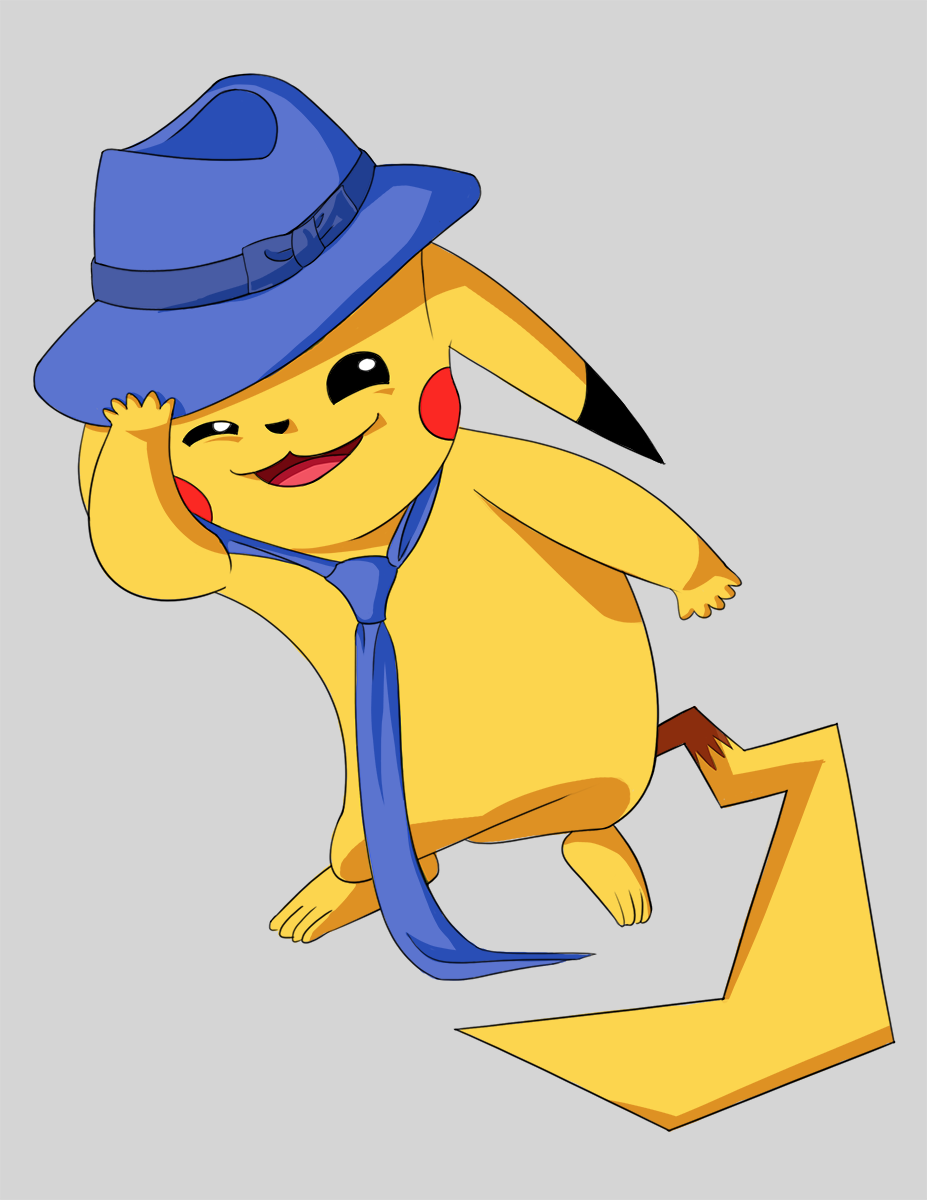 Fedora Pikachu