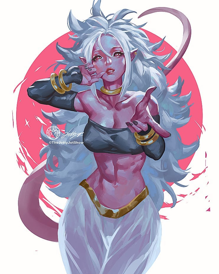 Android 21 By JettyJet