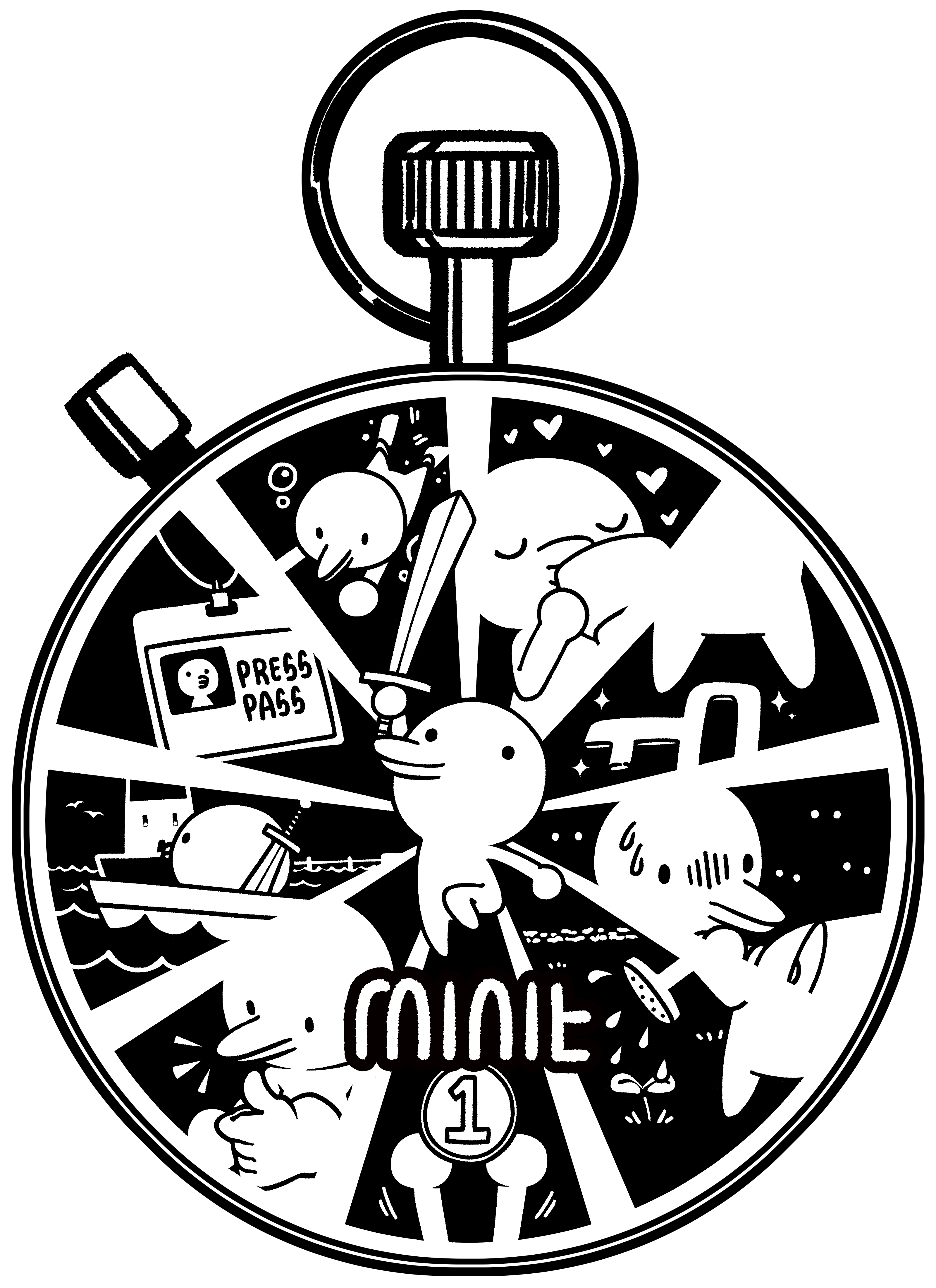 Minit Contest Entry