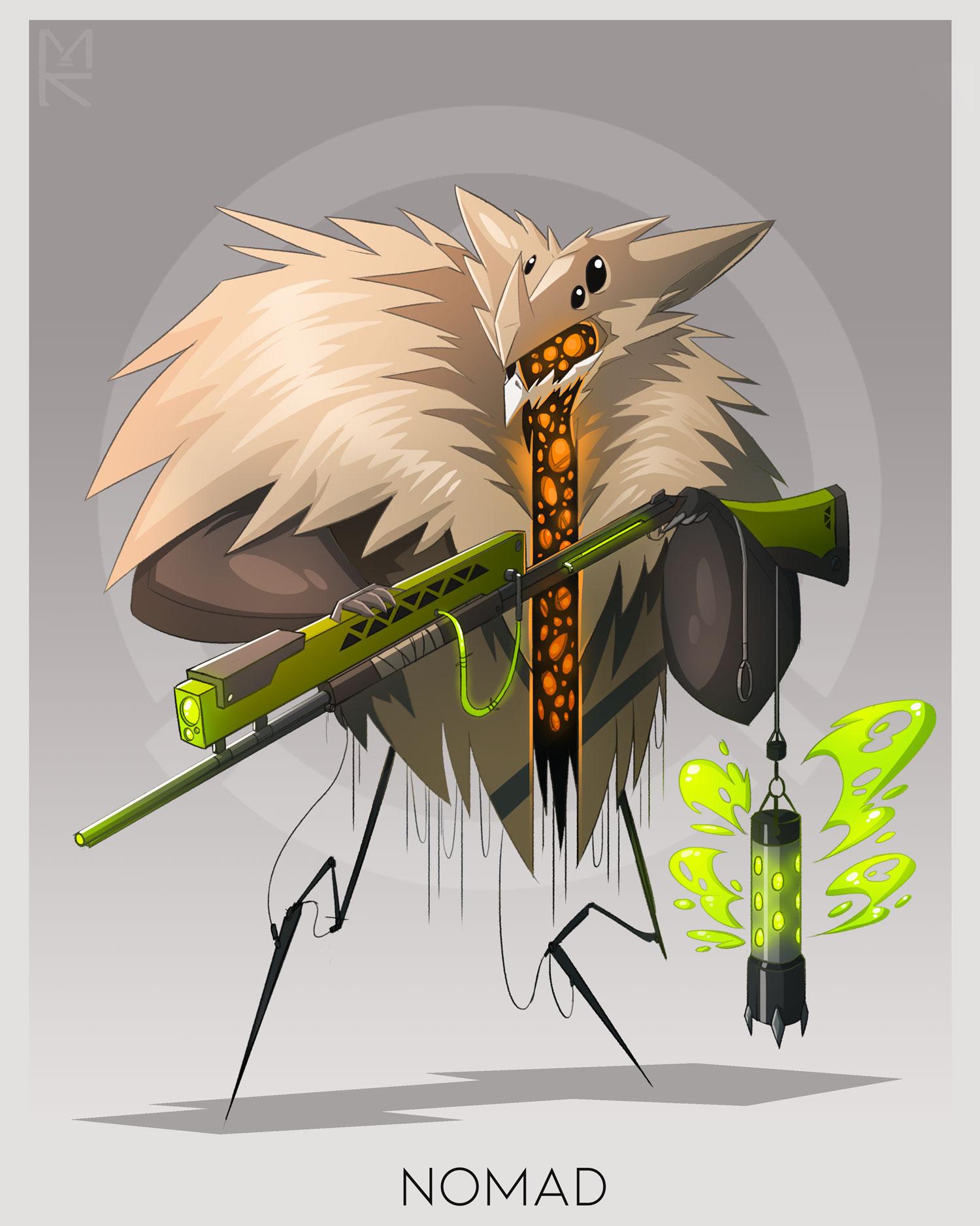 Nomad - Xenex