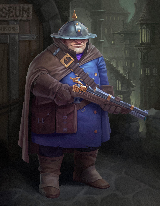 Jacob The Guardsman