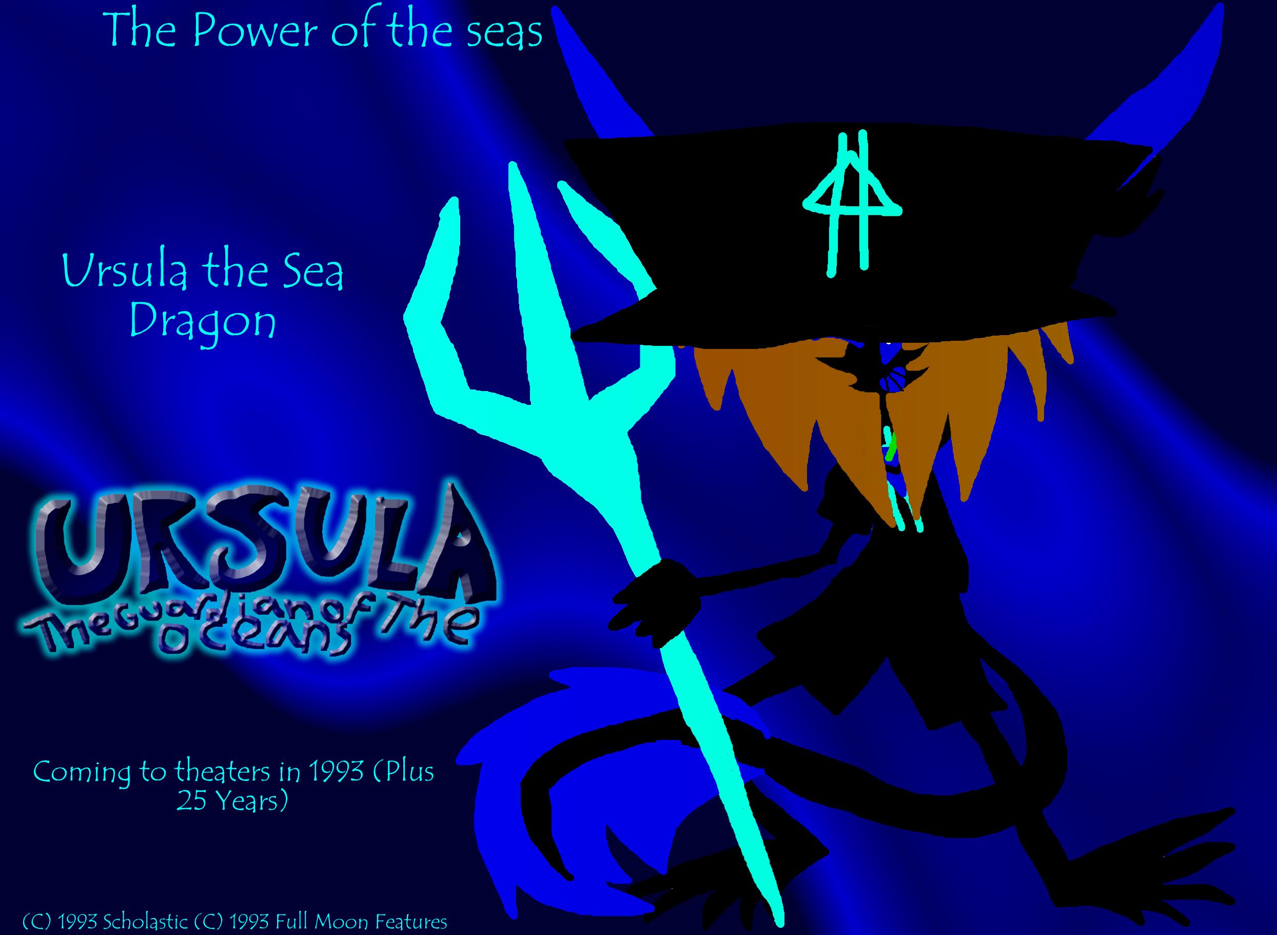 The Power of the seas - Ursula