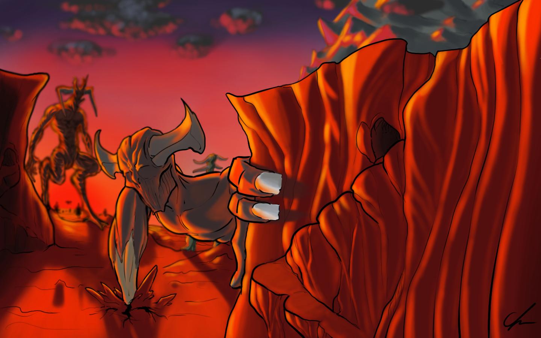 The vast land of giants