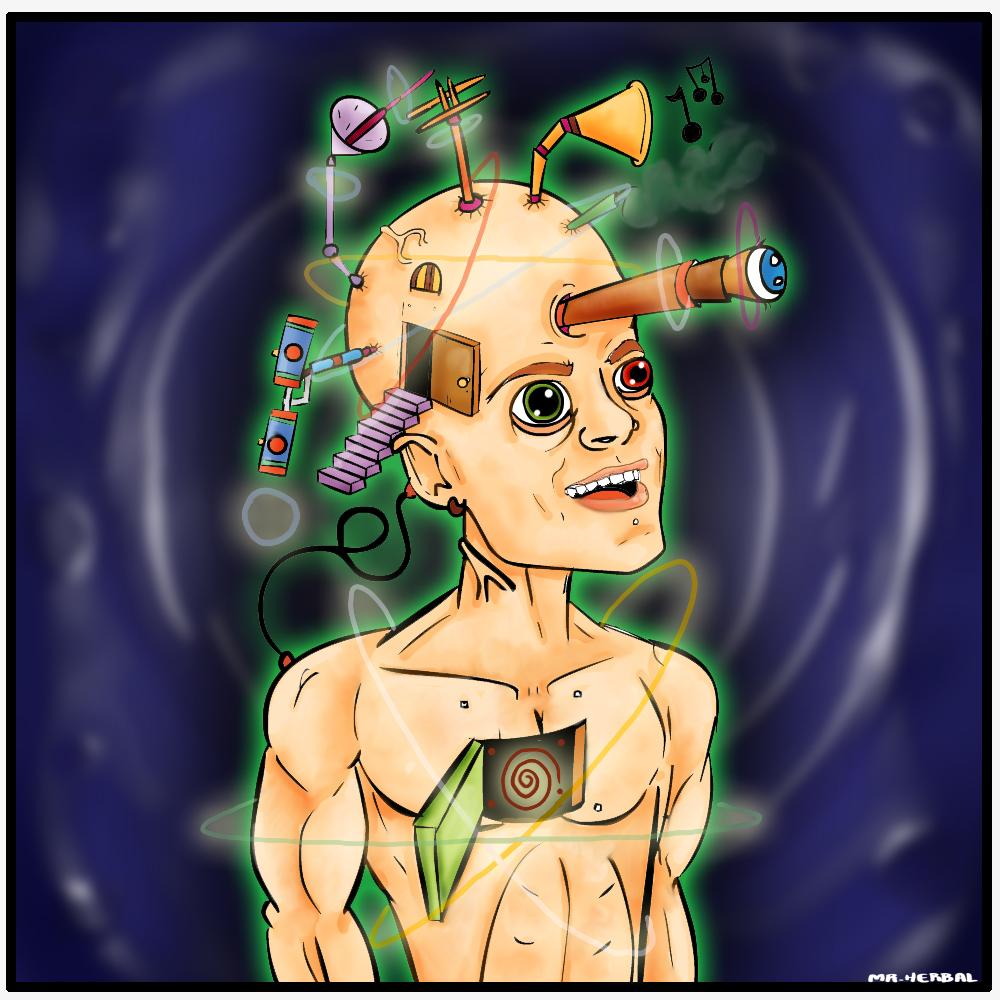 Psychedelic Self