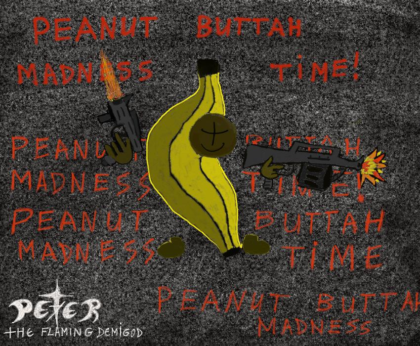 Peanut Buttah Madness Time