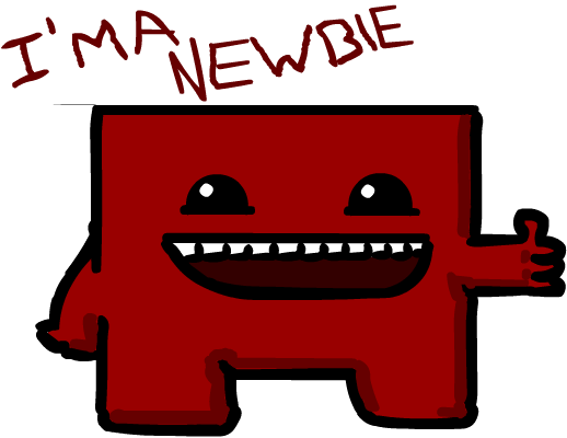 I'ma Newbie