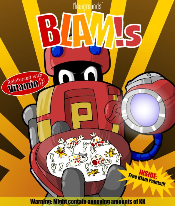 BLAM!S