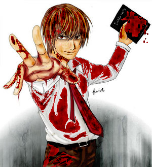 Light Yagami Blood