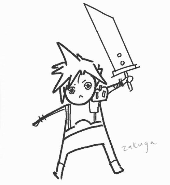 Final Fantasy 7: Cloud