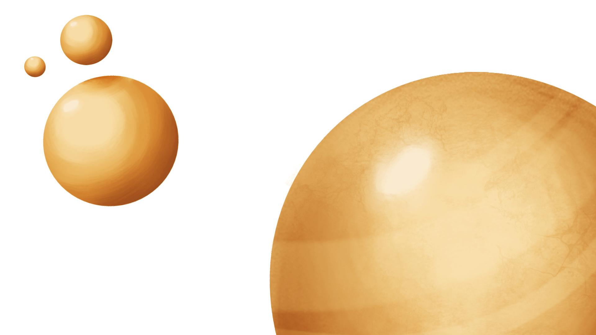 Planets (Krita Test)